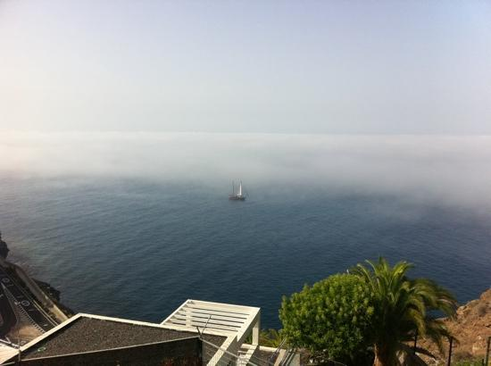 Hotel Altamar: early morning mist !