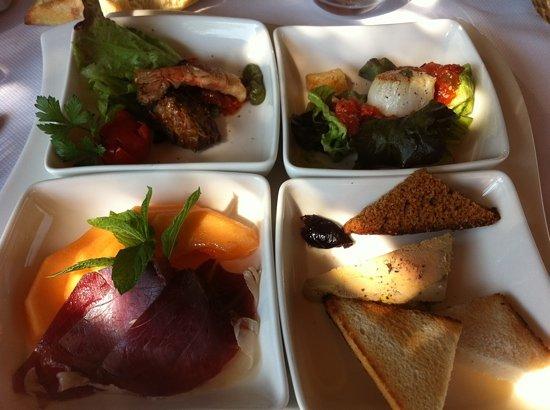 assiette Santa Barbara