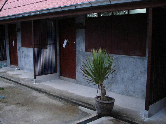 Ruenthai Bangkung Resort: Rooms B1,2,3,4