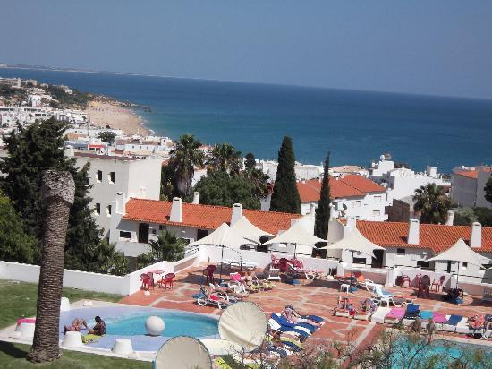 View from room picture of albufeira jardim for Albufeira jardin