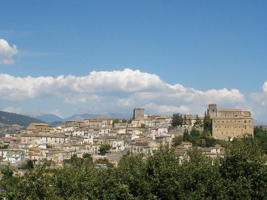 Altomonte, Italia: vista panoramica