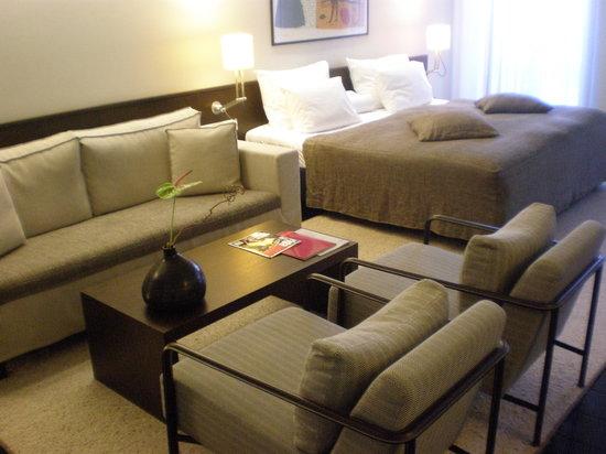 Отель Bergs: ampia suite
