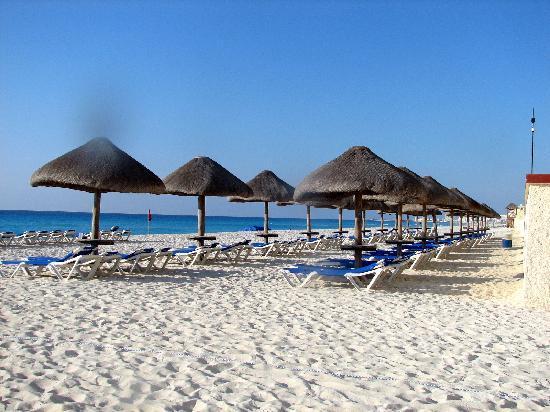 Marriott Cancun Resort : more beach