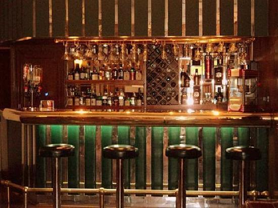 Lancaster House: Bar