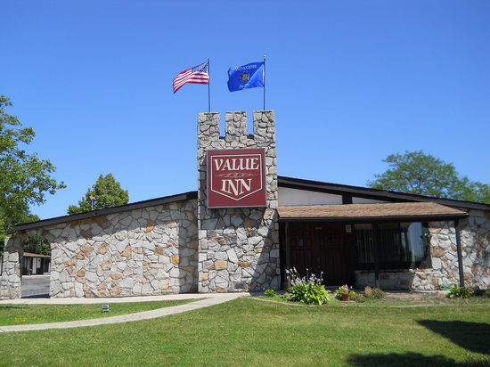 Value Inn - Kenosha: Wisconsin Owned & Operated.