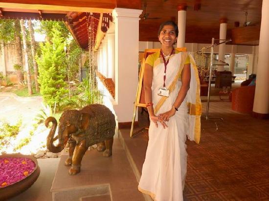 The Elephant Court Thekkady : L'accueil du Elephant Court à Periyar
