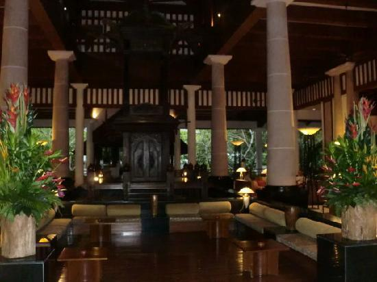 The Andaman, A Luxury Collection Resort: Hotel entrance