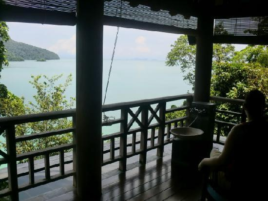 The Andaman, A Luxury Collection Resort: further view from treatment suites