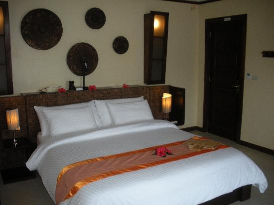 El Rio y Mar Resort: Room in casa building