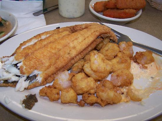 So nasty picture of kure beach diner kure beach for Fish and seafood