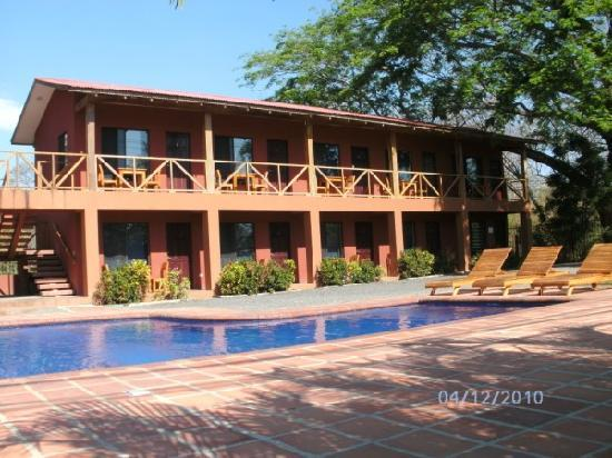 Brasilito, Kostaryka: Hotel Cabinas Diversion Tropical