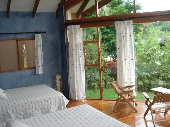 Tenorio Lodge: ma très belle chambre