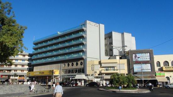 Capsis Astoria Heraklion Hotel: L' Hotel