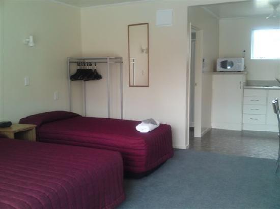 ASURE Amber Court Motel: とても清潔シンプル