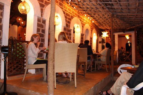Cavala Seaside Resort: Resort Restaurant