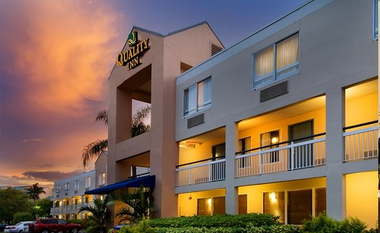 Quality Inn Miami Airport Hotel: Primary