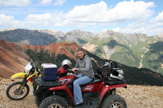 Ride-N ATV Adventures: Imogene Pass