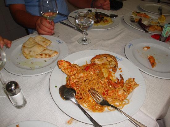 Calaluna: 食べ散らかしてすいません