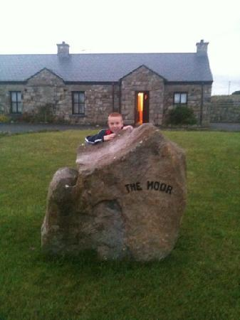 Creevy Holiday Cottages: The Moor Cottage.