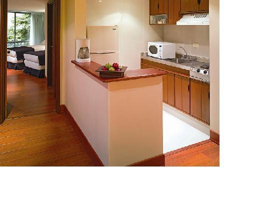 Estelar Apartamentos Bogota: Cocina