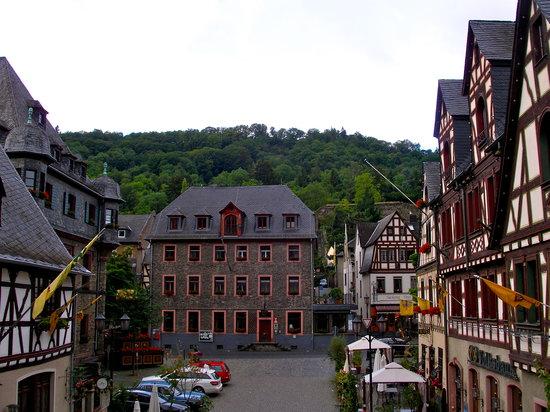 Bonsch pension hotel oberwesel germania prezzi 2018 e for Pensioni amsterdam centro economici