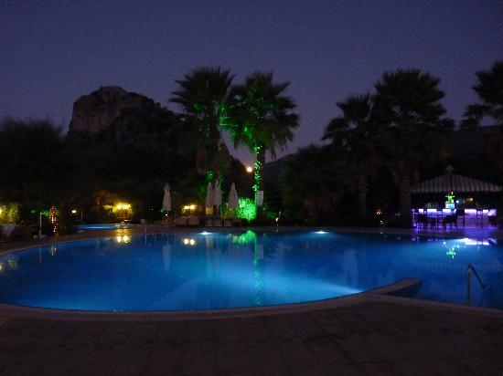 Dalyan Resort: wonderfull pool area