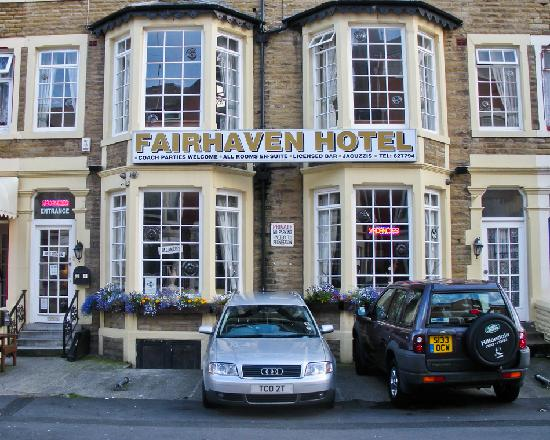 Fairhaven Hotel Blackpool: Front of Hotel