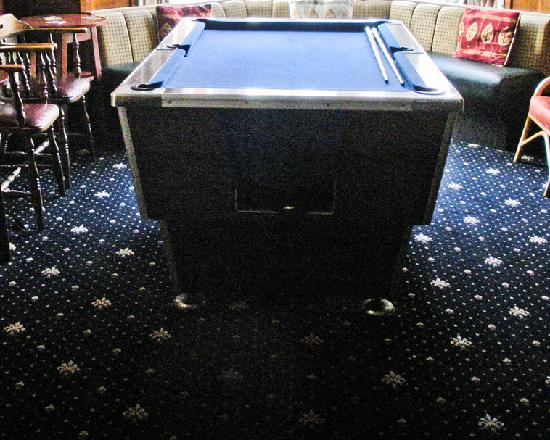 Fairhaven Hotel Blackpool: Pool Room
