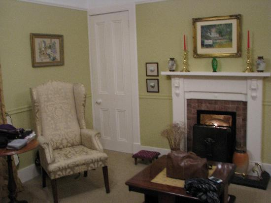 Bedroom at Academy House