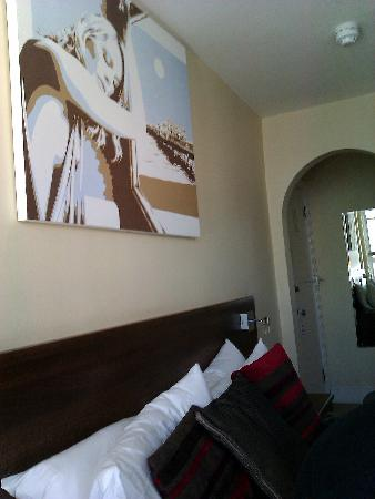 New Steine Hotel: interior of our room