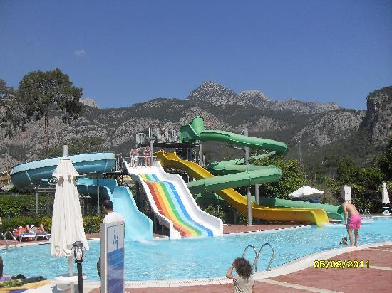 SENTIDO Sultan Beldibi : pool slides