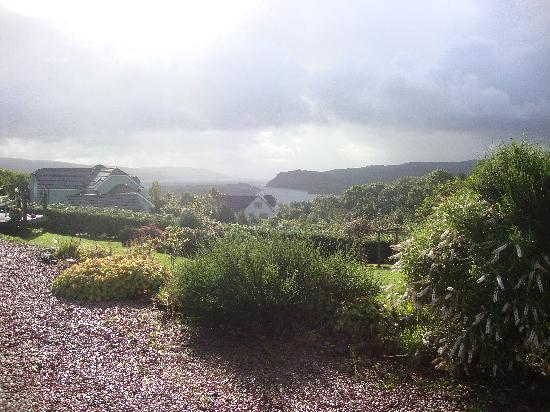Sonas House: Views from Poppy Room