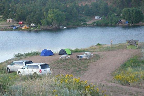 Curt Gowdy Campground