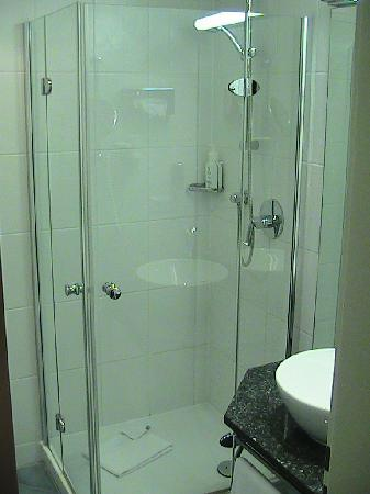 Hotel Restaurant Maier: Shower room
