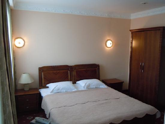 Hotel Europe: View of the room