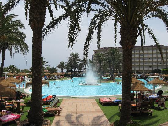 Evenia Zoraida Garden: pool