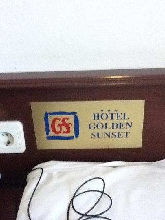 Golden Sunset Hotel: 3 star