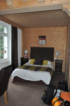 Hotel Chalet d'Antoine: room
