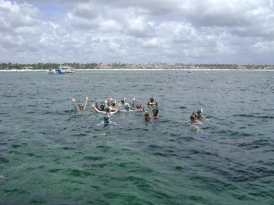 Iberostar Punta Cana: snorkeling