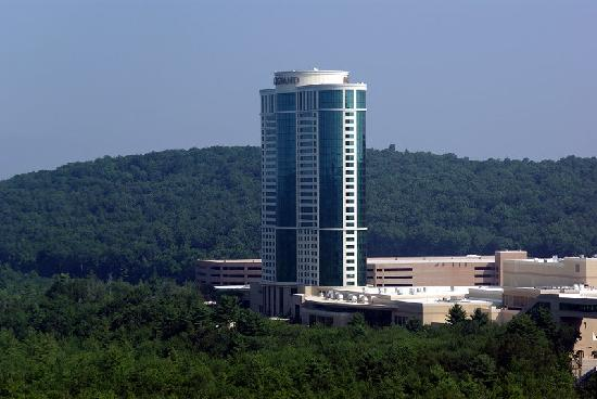 Mashantucket, CT: FOXWOODS PROPERTY OVERVIEW