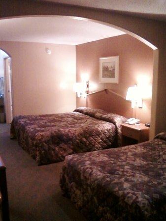 Americas Best Value Inn & Suites Mont Belvieu/Houston: 1