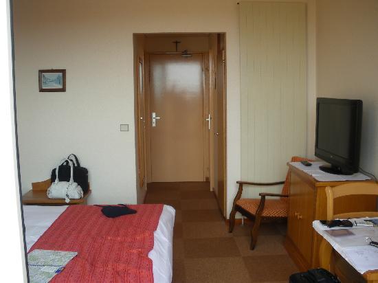 Hotel Notre-Dame de Bonne Fontaine : Room