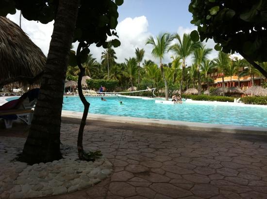 Iberostar Punta Cana: one of two pools