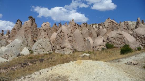 Caravanserai Cave Hotel: Kappadokien