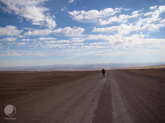 Mistico Outdoors : Desert mountain bike!