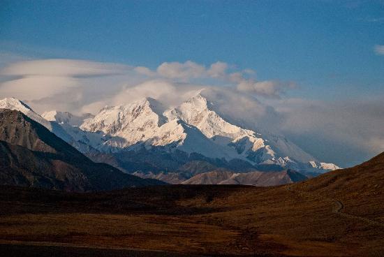 Denali: Mt. McKinley