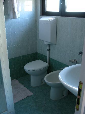 Hotel Michelangelo: Bathroom