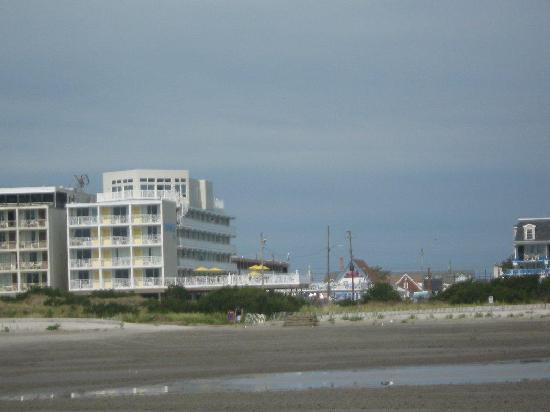 Nassau Inn: Hôtel de la plage