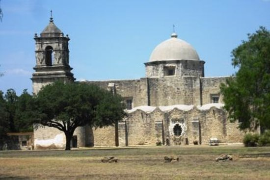 Alamo Sightseeing Tours: Mission