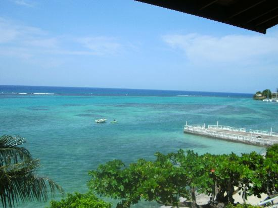 Silver Seas Resort Hotel: view from room